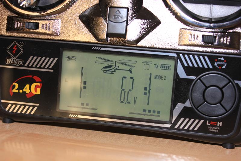 Fernsteuerung Panel V922