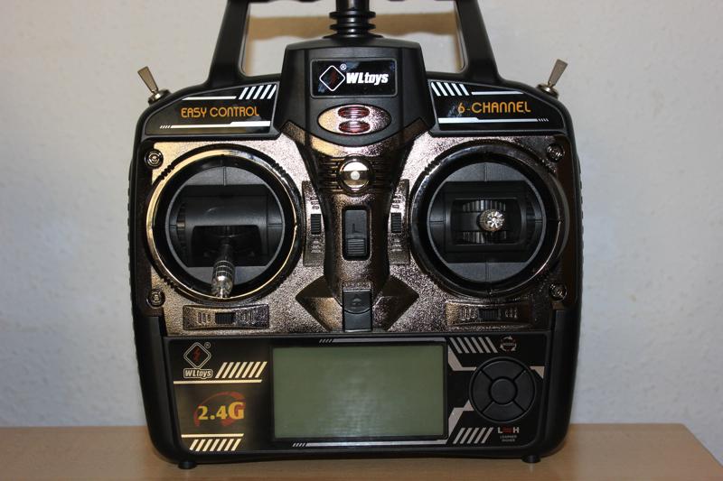 Fernsteuerung V922