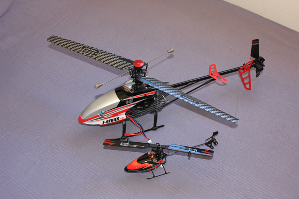 RC Hubschrauber Mjx F45 u V922