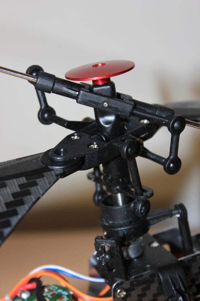 Rotorkopf MJX F45