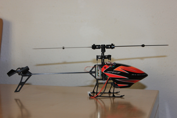 RC Helicopter V922